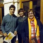 Entrega de los premios del IX Certamen de Poesía BPM Miguel de Cervantes y el Programa Alcazul de Herencia