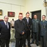 """Malagón acoge la exposición """"La Guardia Civil a través de su uniformidad"""""""