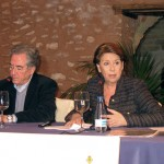 La vicepresidenta del Banco Europeo de Inversiones, Magdalena Álvarez, participó en la Escuela de Ciudadanos