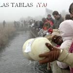 Salvemos Las Tablas ¡YA! recorrerá este domingo los ojos del Guadiana desde el molino de El Nuevo hasta el de Molemocho