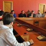 Los IES de Tomelloso celebran la Constitución con un Pleno escolar