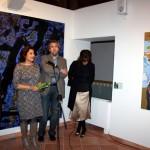 """El comisario de Oro Líquido anima a las administraciones a comprar """"arte joven"""" como forma de apoyar a los emprendedores"""