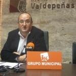 IU se opondrá a que el Ayuntamiento de Valdepeñas renuncie a las competencias en servicios sociales depués de haber presentado un presupuesto con superávit