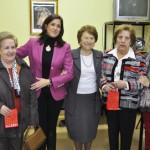 La alcaldesa de Ciudad Real inaugura la nueva sede de la Asociación Provincial de Viudas