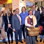 """Castilla-La Mancha en FITUR: Casero resalta la """"oportunidad histórica"""" de la región para promocionar """"cada uno de sus rincones por lo mucho y bueno que tenemos"""""""