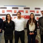 Tres alumnos de Caminos proponen vías de conexión peatonal y ciclista entre Ciudad Real y Miguelturra