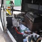 Daimiel: La Guardia Civil detiene a dos personas por robar en una casa de campo