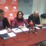 IU planea querellarse contra el delegado del Gobierno en Castilla-La Mancha por criminalizar y sancionar las protestas ciudadanas