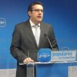 """Rodríguez (PP) cree que el PSOE ha """"hecho el ridículo"""" al presentar una declaración de bienes de Rosa Romero para vincularla al caso Bárcenas"""