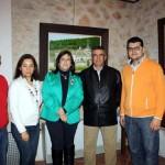 La exposición de los pintores locales Pedro Novés, Jesús Fernández-Bravo y Manuela Urda abre el año cultural en el Museo Etnográfico de Villarrubia