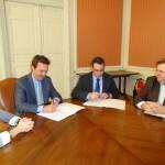 El ayuntamiento de Alcazar de San Juan firma un acuerdo de formalización de intenciones con La Fundación de los ferrocarriles españoles