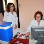 El Mancha Centro cierra 2012 con un nuevo récord anual de donaciones multiorgánicas