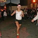 Almodóvar: La I Carrera Solidaria de Navidad superó todas las expectativas de alimentos y donativos recogidos, así como de corredores participantes
