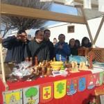 El Colegio Virgen del Monte recauda 1.300 euros que destinará a AFAL Bolaños por el Día de la Paz