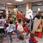 Los Reyes Magos pasaron por AJE
