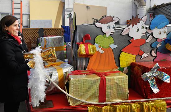 La Cabalgata de Reyes costará 46.000 euros y contará con la participación de cerca de 500 personas