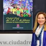 """El Ayuntamiento de Ciudad Real """"da un giro"""" al Carnaval con la instalación de la carpa en la Plaza Mayor"""