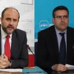 El PSOE advierte de que el Gobierno de Cospedal no cumplirá el objetivo de déficit y el PP asegura lo contrario
