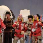 Buenas sensaciones de Los Pelendengues de Herencia, que volvieron a actuar en el Concurso de Agrupaciones de Cádiz