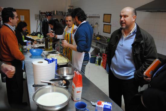 M s de 200 alumnos participan en los cursos de cocina de - Cursos de cocina en ciudad real ...