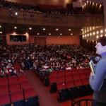 Ciudad Real: Más de 600 estudiantes asisten a una sesión de cine sobre derechos humanos organizada por Amnistía Internacional