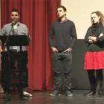 "El cortometraje ""Blondi"" cautivó al público de Campo de Criptana"