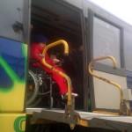 El Ayuntamiento de Manzanares facilita un vehículo adaptado para los usuarios del centro ocupacional
