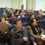 """Valdepeñas: La conferencia """"El vino y la ciencia"""" abrió el proyecto de divulgación """"Ciudad Ciencia"""""""