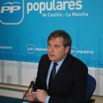 Cañizares (PP) asegura que el cumplimiento del déficit «permite que el Gobierno pueda destinar casi 30 millones a empleo y contratación»