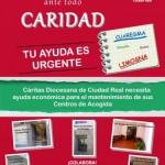 """Cáritas denuncia que el Gobierno regional ha suprimido las ayudas para sus programas de drogadicción y le debe 941.000 euros para la red de """"sin techo"""""""