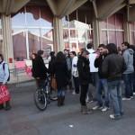 La PAH Ciudad Real reúne a un centenar de personas en protesta por un nuevo suicidio relacionado con la situación hipotecaria