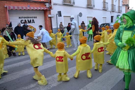 Desfile Pedro Muñoz
