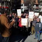 Puertollano: Afectados por las preferentes de Bankia vuelven a tomar otra sucursal y piden la nulidad de sus contratos