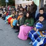Cerca de 2.000 personas de 35 agrupaciones de la región participan este martes en el Día del Ofertorio de Herencia