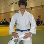 El pedroteño Jesús Zarco disputará la fase final del campeonato regional de Judo