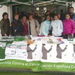 """Manzanares: La AECC recauda 500 euros en el I Torneo de Pádel """"Virgen de la Soledad"""""""