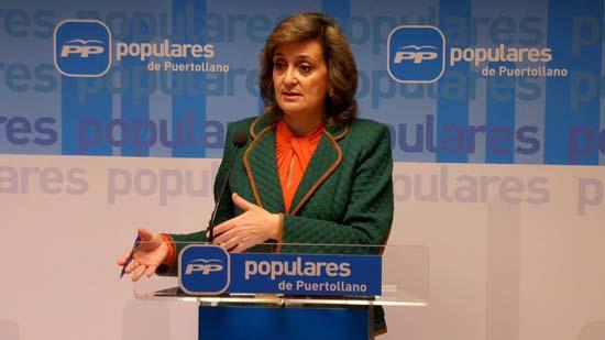 María José Ciudad, hoy en Puertollano