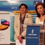 Marta García anuncia una inversión de 12,8 millones de euros para mejorar la red viaria de la provincia de Ciudad Real