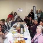 AMFAR Ballesteros de Calatrava colabora con Manos Unidas en un mercadillo solidario