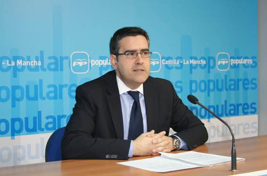 Miguel Ángel Rodríguez rueda de prensa Toledo