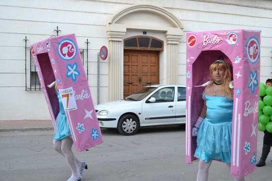 Pedro Muñoz Carnaval popular