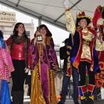 Ciudad Real: El Burleta de Campo de Criptana se lleva el Arlequín de Oro en el desfile del Domingo de Piñata