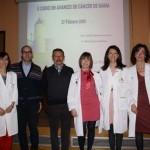 El cáncer de mama de mejor pronóstico centra un curso en el Hospital Mancha Centro
