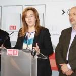 """Los alcaldes del PSOE exigen a la Junta el pago de la deuda """"para poder dar de comer a la gente"""""""