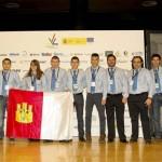 Seis alumnos, uno de Puertollano, representarán a Castilla–La Mancha en las Olimpiadas FP