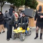 Argamasilla de Alba: Con el entierro de la sardina los argamasilleros han despedido el carnaval 2013