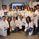 El Servicio de Oftalmología del Mancha Centro consigue en Elche su premio más simbólico y emotivo