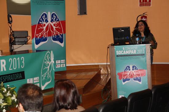 Los últimos avances en enfermedades respiratorias, a debate en el Hospital General 'La Mancha Centro'