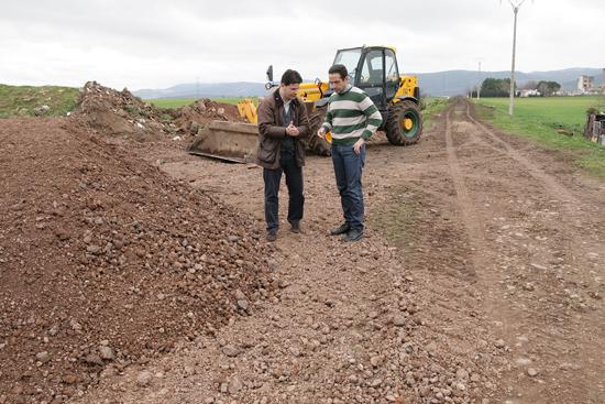 Los vecinos de Almodóvar del Campo podrán disfrutar en marzo de la primera vía verde de la localidad
