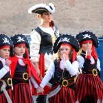 Las Comparsas Infantiles abren el Carnaval de  Argamasilla de Alba